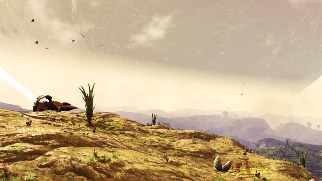 Коллекция потрясающих скриншотов NoMan's Sky, созданных вфоторежиме - Изображение 32