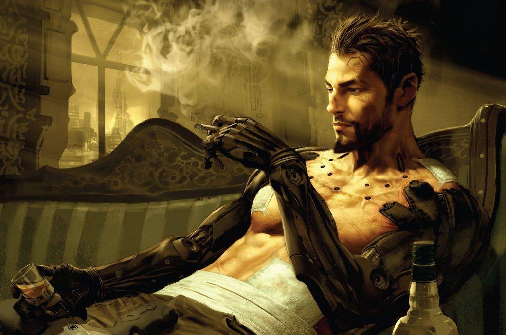 Сценарий экранизации Deus Ex: Human Revolution переписывают . - Изображение 1