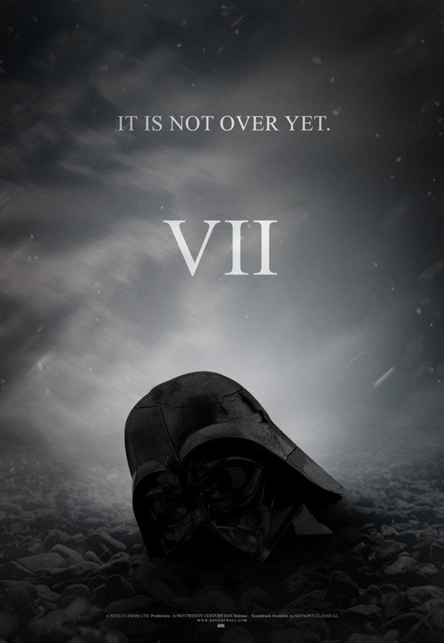 Фанатские постеры Star Wars: Episode VII - Изображение 23