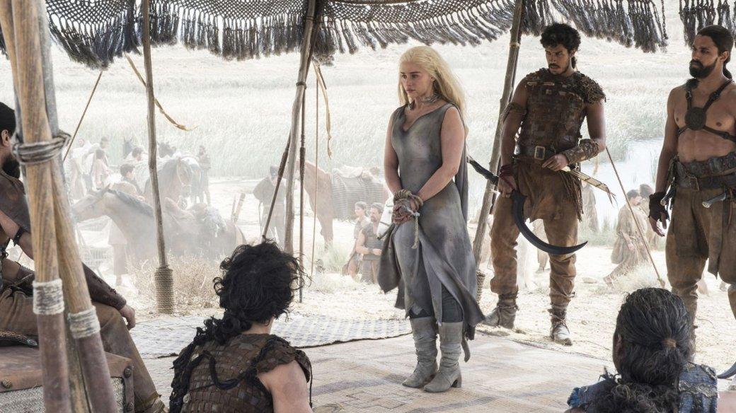 Продюсеры «Игры престолов» объяснили, чем Джордж Мартин лучше Толкина  - Изображение 1