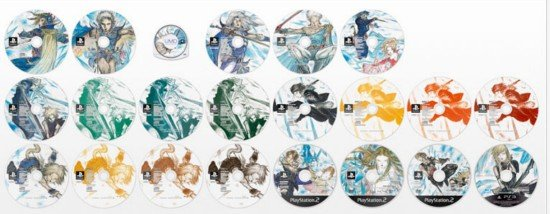 Final Fantasy 25th Anniversary Ultimate Box для настоящих фанатов - Изображение 1