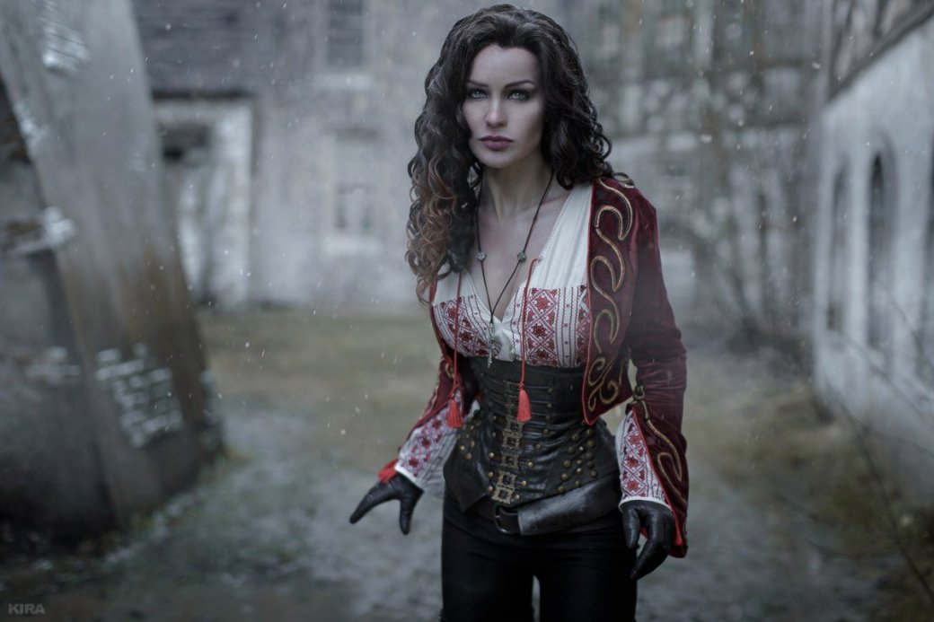 Косплей дня: беспощадные борцы с вампирами Ван Хельсинг и Анна - Изображение 3