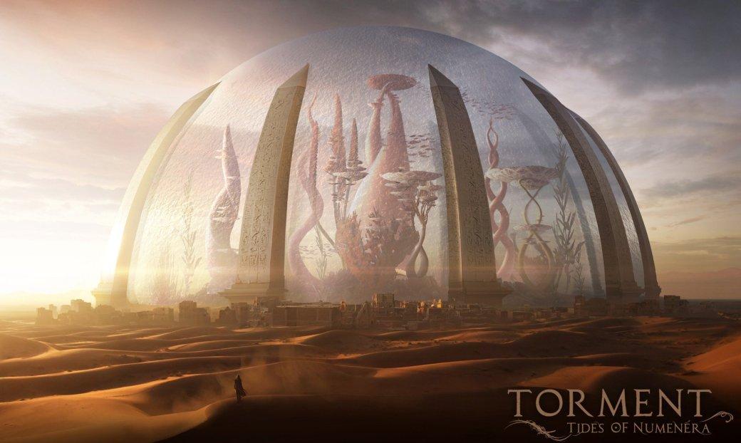 Torment: Tides of Numenera появится в раннем доступе к концу января - Изображение 1
