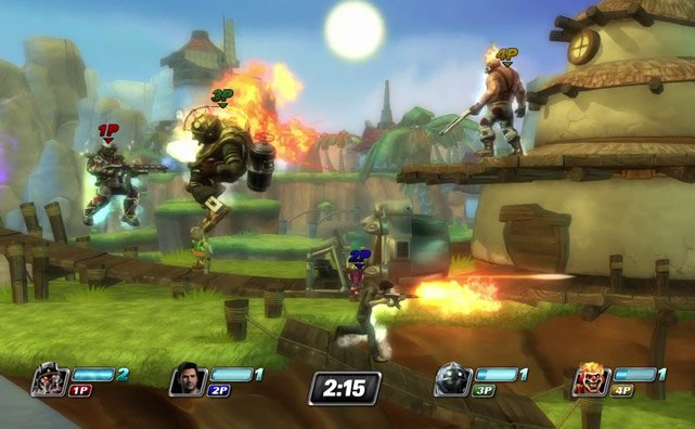 Gamescom 2012: PlayStation All-Stars Battle Royale - Изображение 1