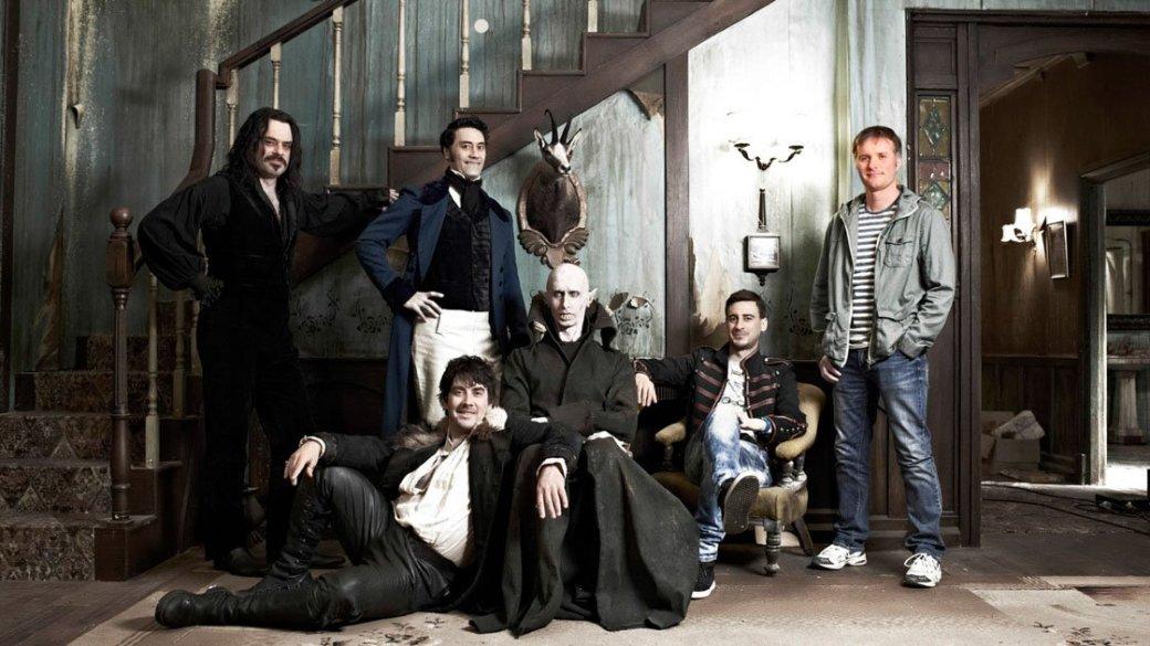 «Реальные упыри» – изящная комедия о вампирах - Изображение 1