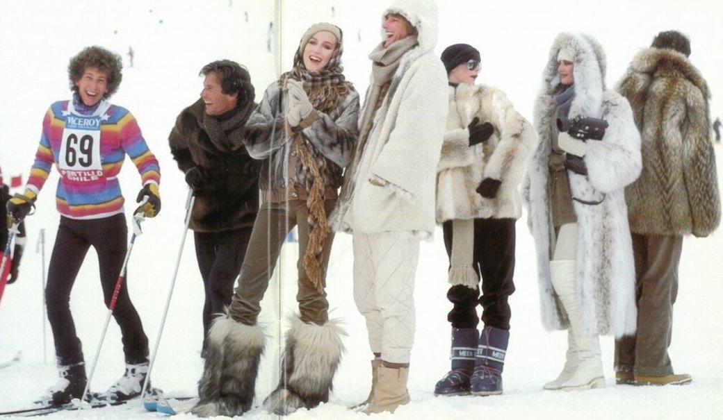 Пол Фиг делает кино про снежный апокалипсис с топ-моделями - Изображение 2