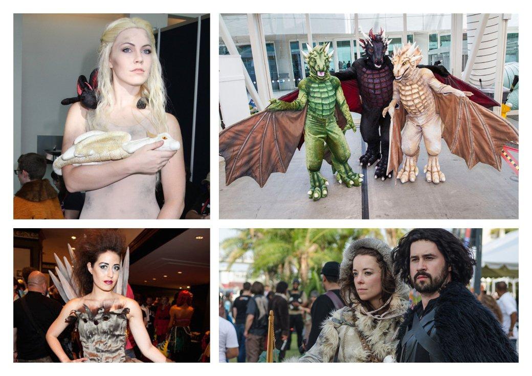 Косплей Comic-Con - Изображение 29
