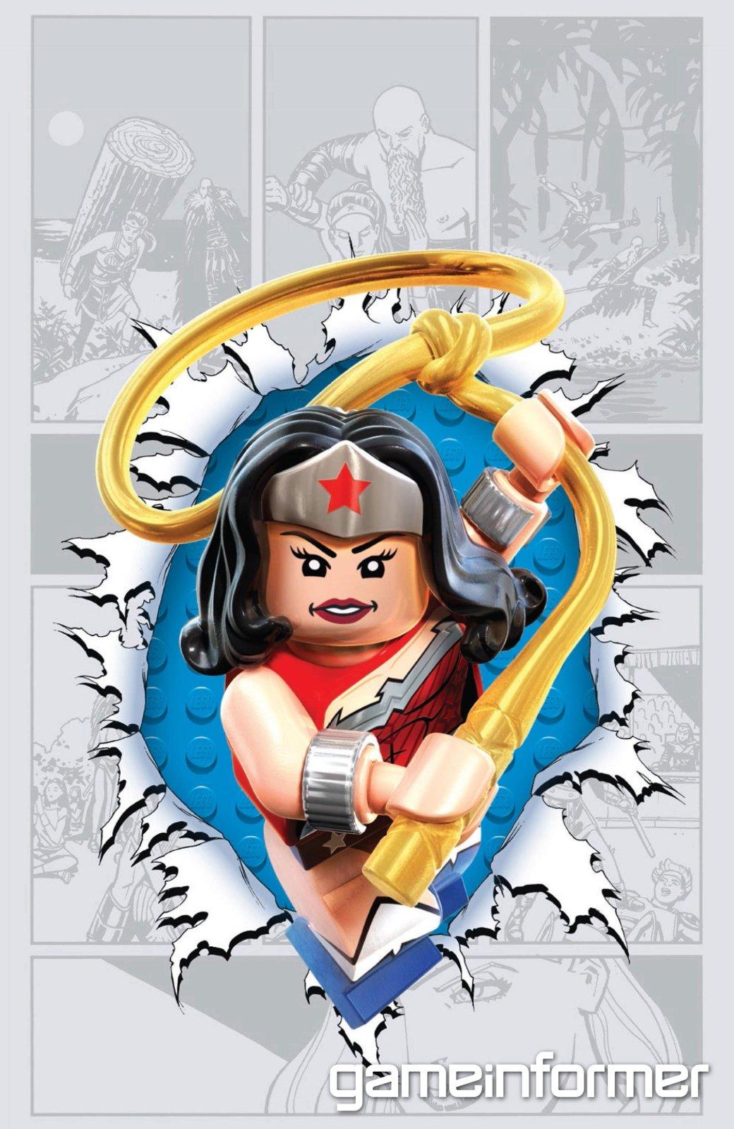 LEGO украшает комиксы DC  - Изображение 21