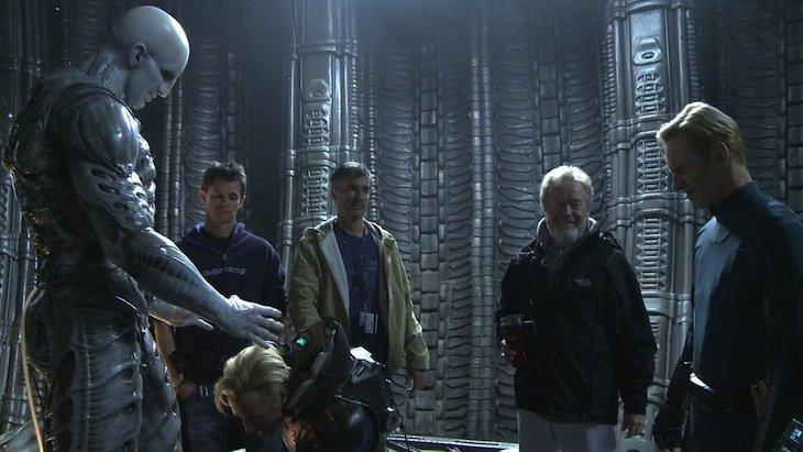 Ридли Скотт планирует показать в «Прометее 2» новый вид ксеноморфа - Изображение 1