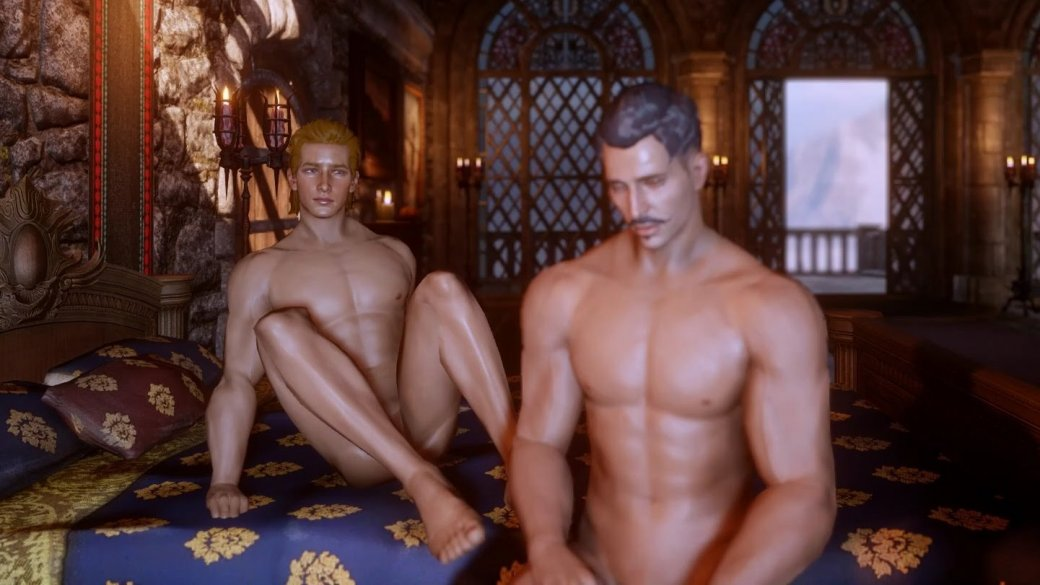 Dragon Age: Inquisition наградят за «выдающихся ЛГБТ-персонажей» - Изображение 1