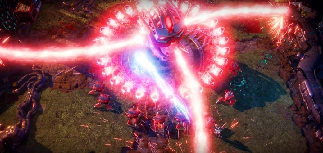 Критики хвалят Nex Machina, новую игру отавторов Alienation иResogun. - Изображение 1