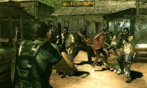 Hands-On - Resident Evil: Mercenaries 3D - Изображение 3