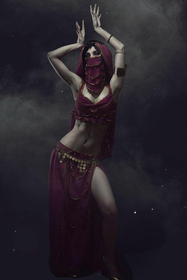 Косплей дня: потрясающая Милина из Mortal Kombat. - Изображение 2