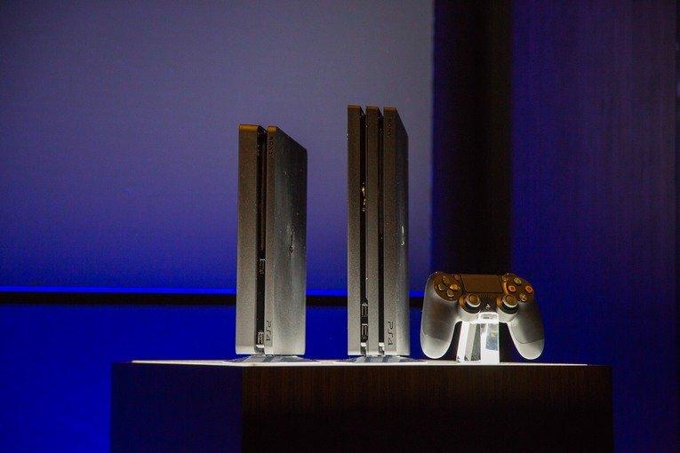 Объявлены российские цены на PS4 Slim, PS4 Pro и PS VR - Изображение 1