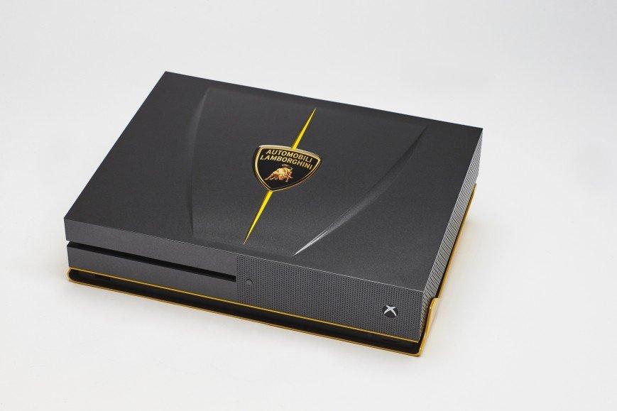 Microsoft показала еще два «автомобильных» Xbox One S - Изображение 3