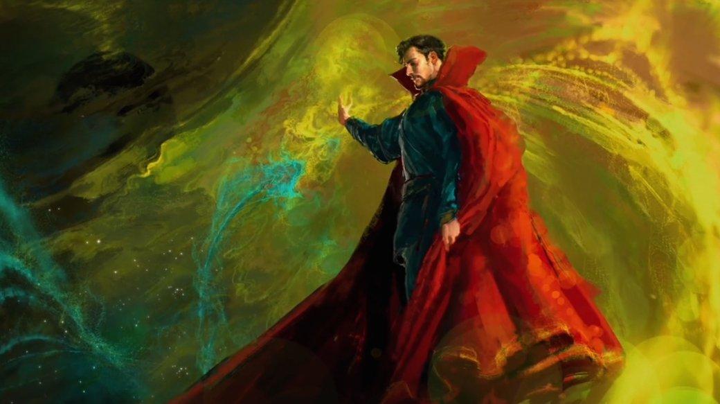 Доктор Стрэндж появится в «Войне бесконечности» - Изображение 1