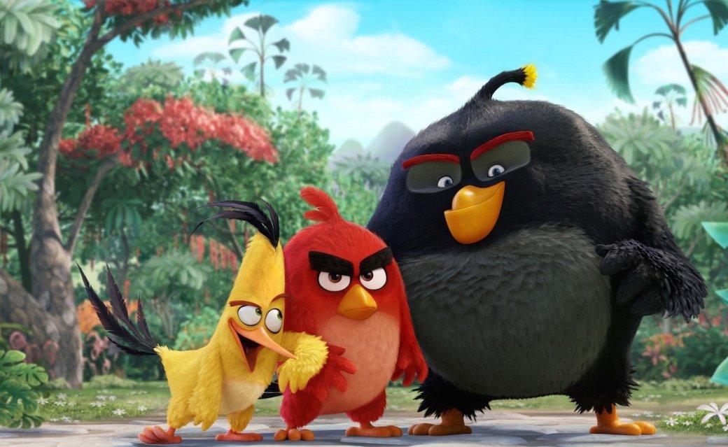 Рецензия на «Angry Birds в кино» - Изображение 2