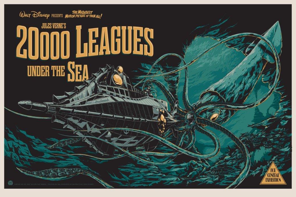 Брайан Сингер снимет новую версию «Двадцати тысяч лье под водой» - Изображение 1