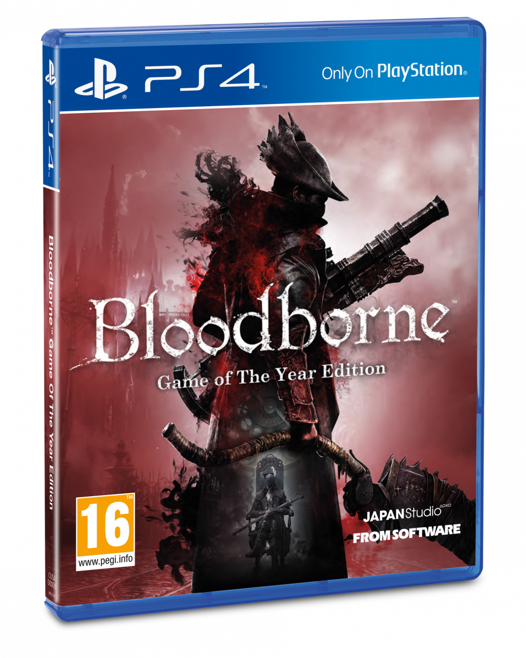 Bloodborne Game of the Year Edition выйдет сразу после The Old Hunters - Изображение 1