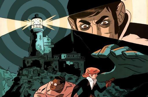 Комиксы: The Intrepids - Изображение 1