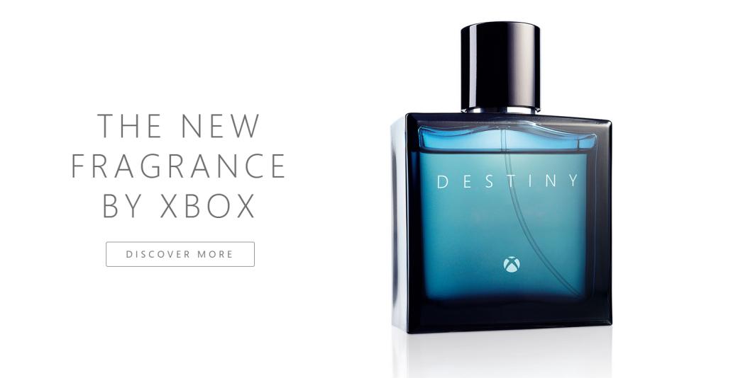Microsoft рекламирует Destiny под видом нового аромата Xbox. - Изображение 1