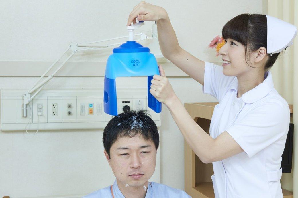 Японская медсестра делает странные вещи нафото - Изображение 5
