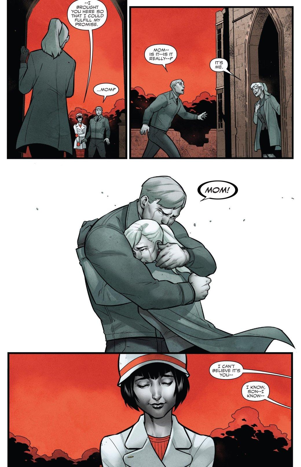 Почему изКапитана Америка получился отличный суперзлодей? - Изображение 10