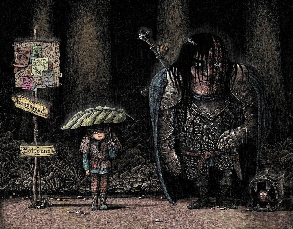 Лучший арт по «Игре Престолов» - Изображение 12