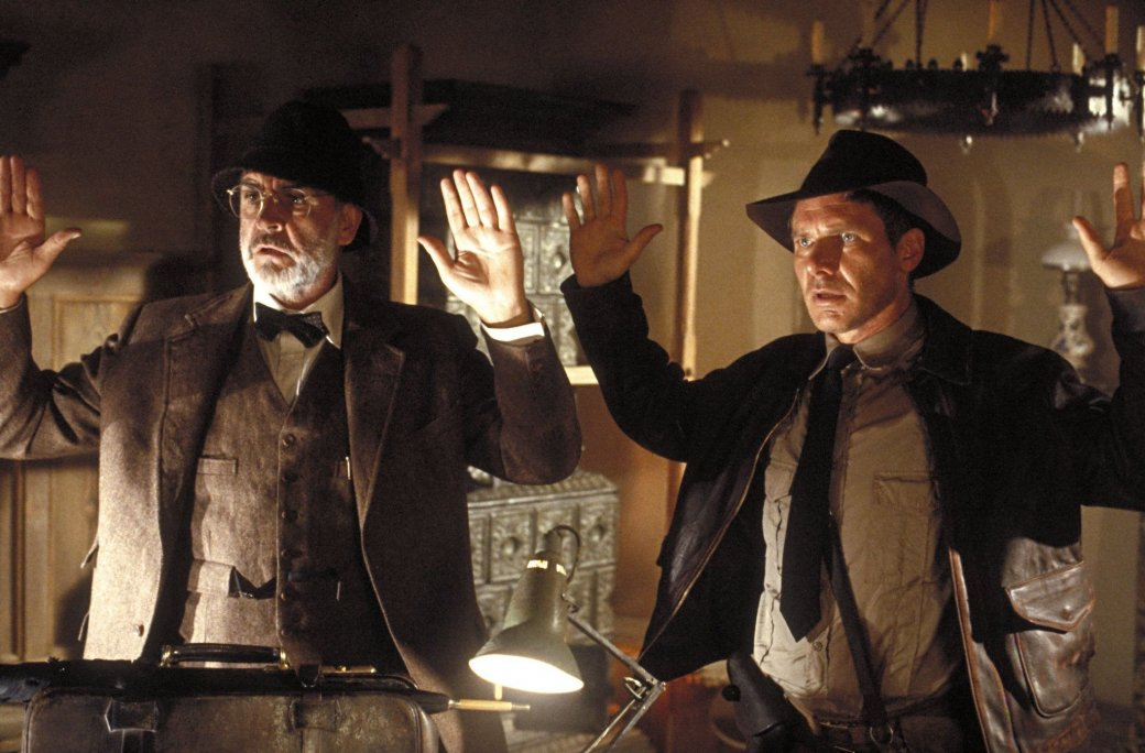 Стивен Спилберг и Харрисон Форд решили снова выкопать Индиану Джонса. - Изображение 1