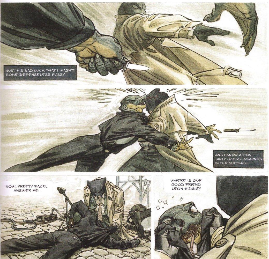 Комикс недели: Blacksad - Изображение 3