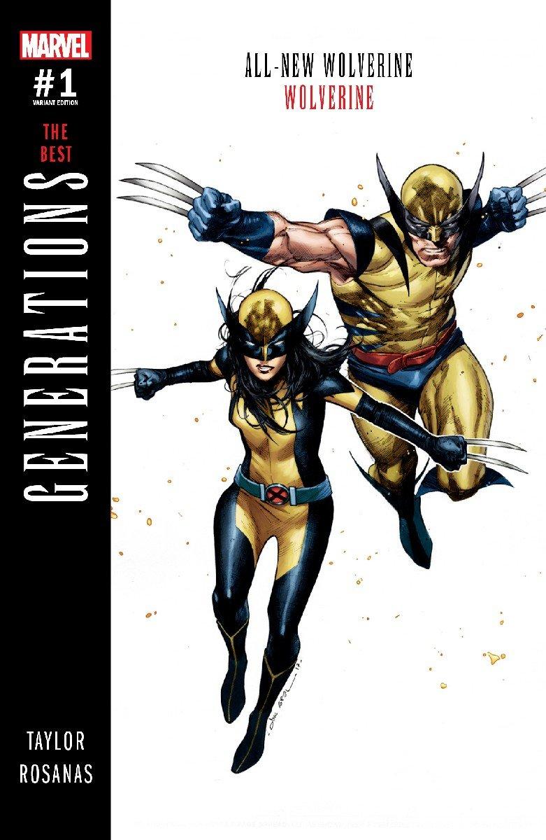 Generations: Халк, Мар-Велл, Джин Грей и Росомаха вернутся в комиксы. - Изображение 3