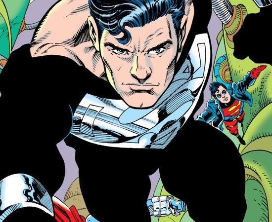 Первое фото Супермена из «Лиги справедливости» вышло очень траурное - Изображение 1