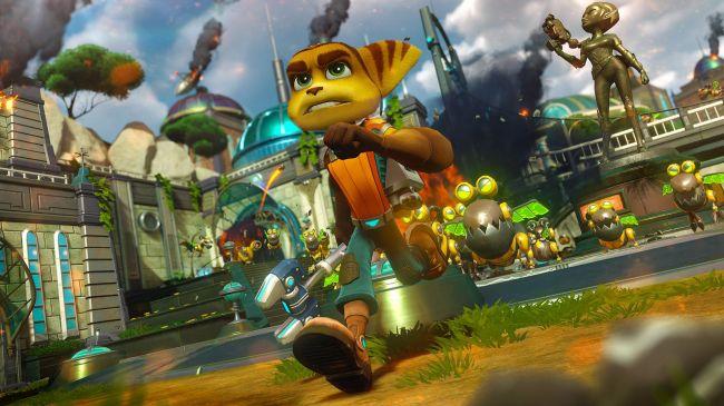 Перезапуск Ratchet & Clank привел критиков в восторг - Изображение 5