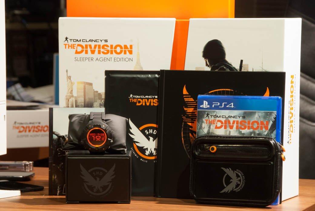 Распаковка коллекционного издания Tom Clancy's The Division - Изображение 7