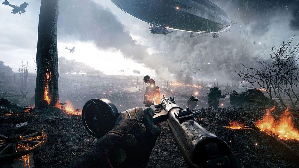 Battlefield 1 собрала ожидаемо высокие оценки прессы - Изображение 1