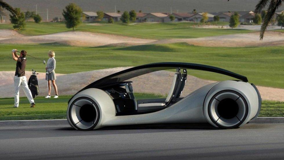 Apple планирует продолжить разработку беспилотного автомобиля