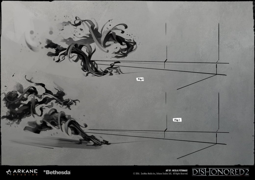 Потрясающие концепт-арты Dishonored 2 отхудожника игры - Изображение 7