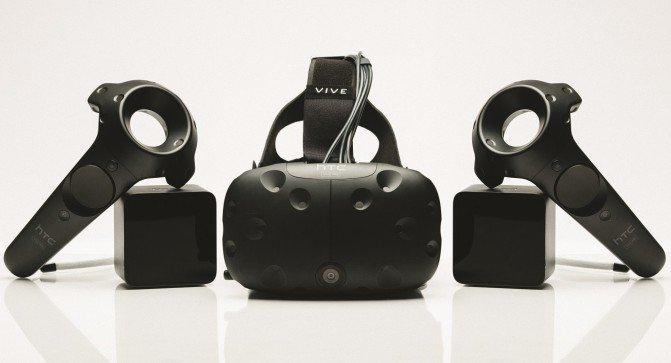 HTC представила новую модель очков виртуальной реальности Vive Pre - Изображение 1