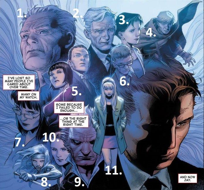 Все смерти вкомиксах про Человека-Паука - Изображение 2