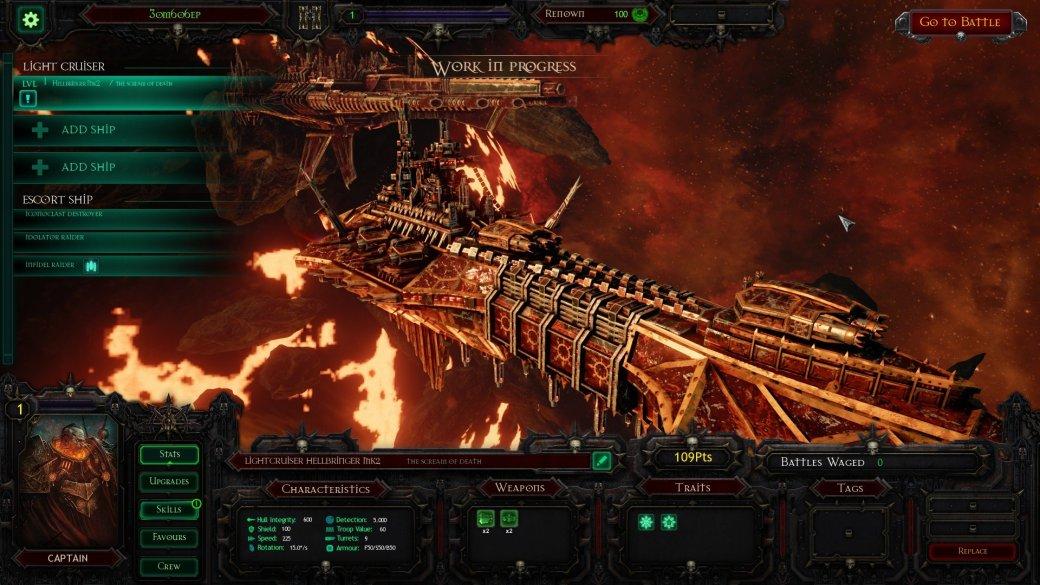 Почему стоит поиграть в Battlefleet Gothic: Armada - Изображение 5