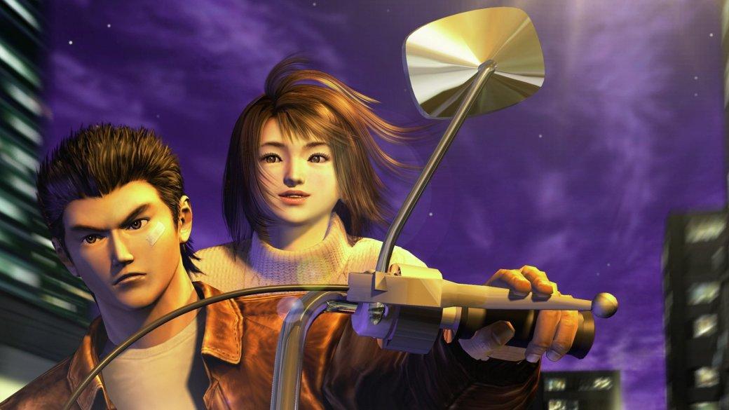 Sega рассматривает возможность переиздания Shenmue 1-2 - Изображение 1