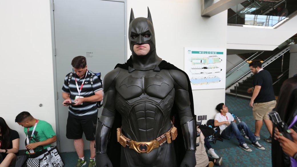 Лучший косплей Comic-Con 2015 - Изображение 100