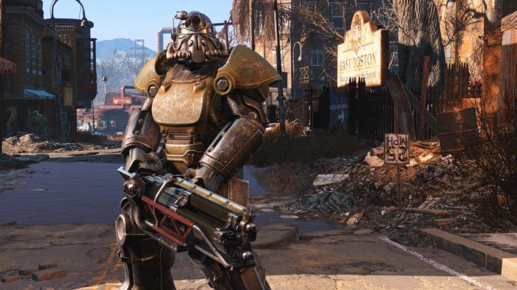 Патч к Fallout 4 для PC устранил баг с расчленением заживо - Изображение 1
