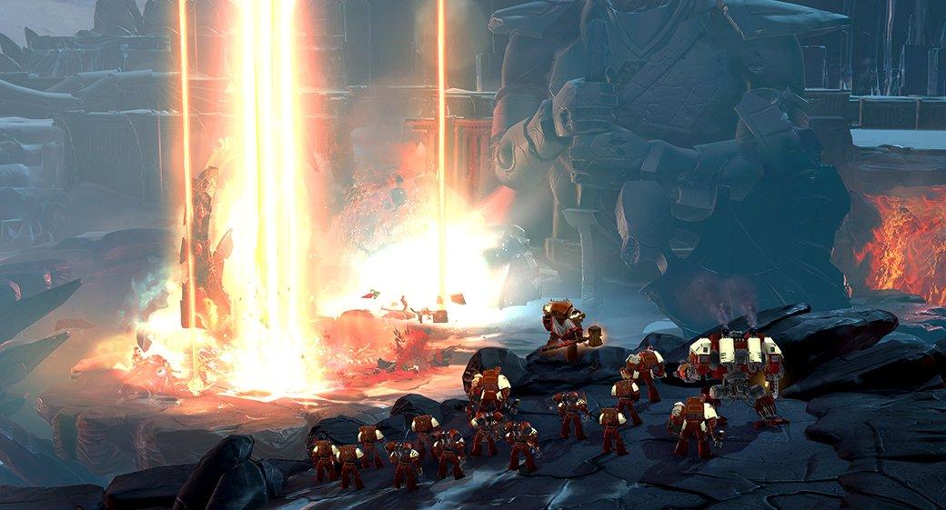Рецензия на Warhammer 40.000: Dawn of War III. Обзор игры - Изображение 6