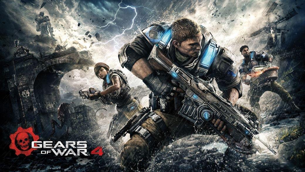 Творческий конкурс Gears of War 4: «Серия Gears of War в одной гифке». - Изображение 1