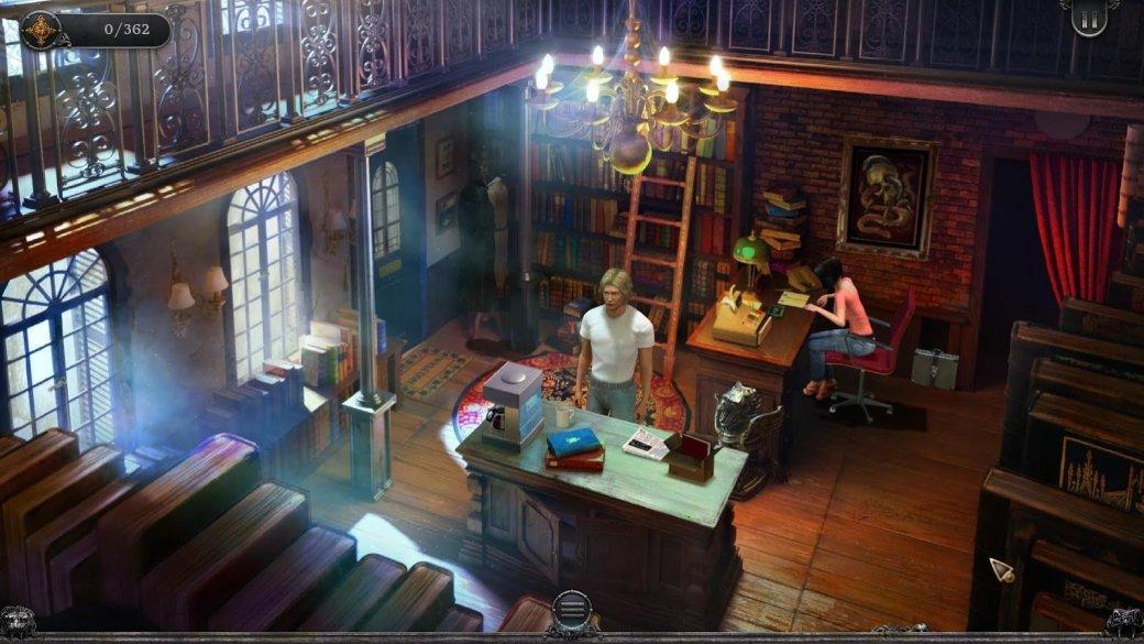 Gabriel Knight вышла на iOS и Android: True Detective своего времени - Изображение 3