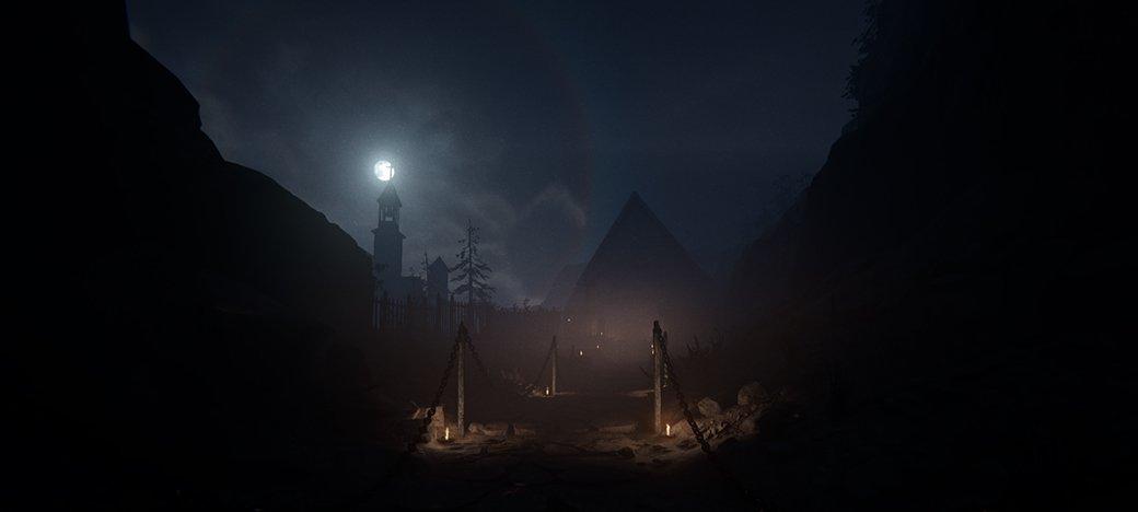 20 атмосферных и пугающих скриншотов Outlast 2. - Изображение 19