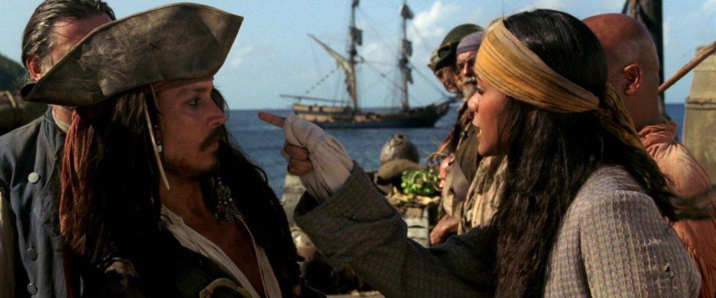 Киномарафон: обзор всех «Пиратов Карибского моря». - Изображение 3
