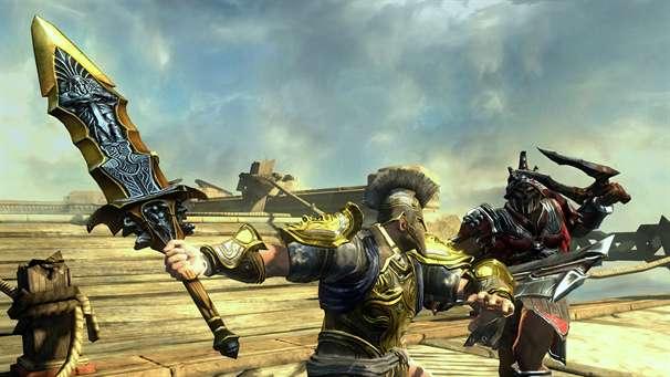 God of War: Ascension — эксклюзив ИгроМира 2012 - Изображение 1