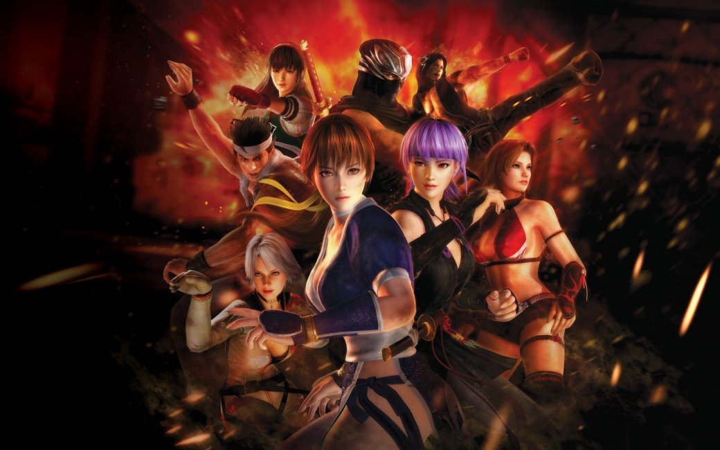 Dead or Alive 5 Plus. Рецензия  - Изображение 10